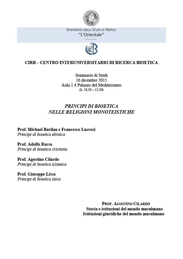 CIRB--PRINCIPI-DI-BIOETICA-NELLE-RELIGIONI-MONOTEISTICHE--16-dicembre-2015